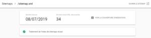 sitemap google search console seo wordpress